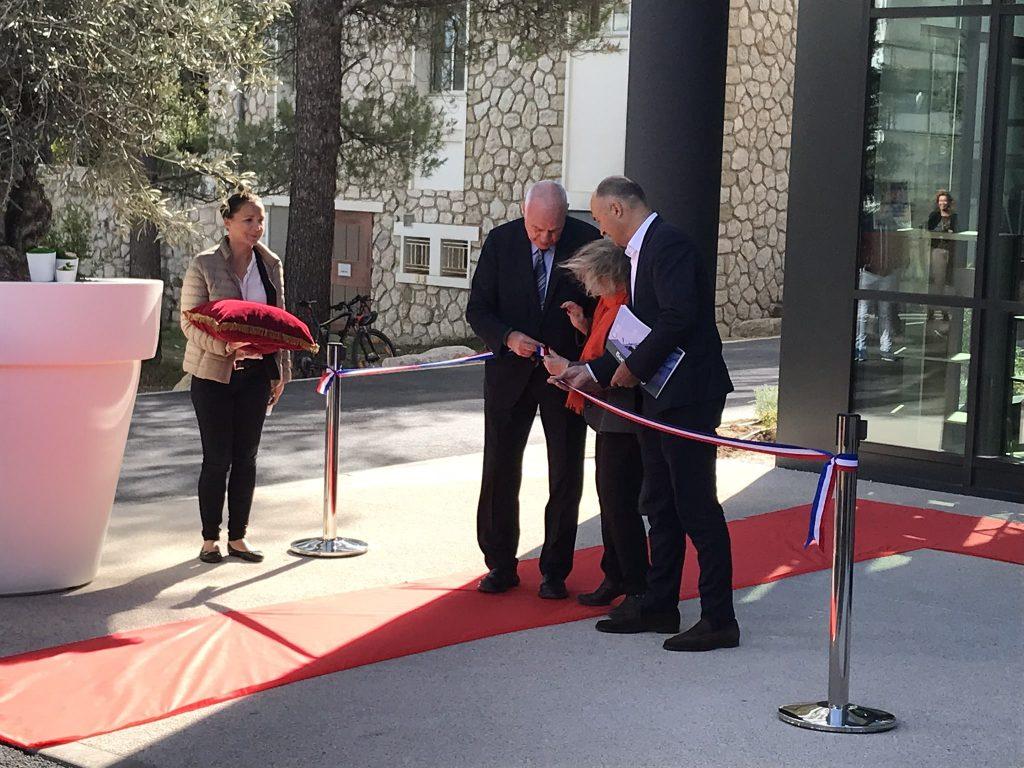 ARTEA Inauguration du Rifkin