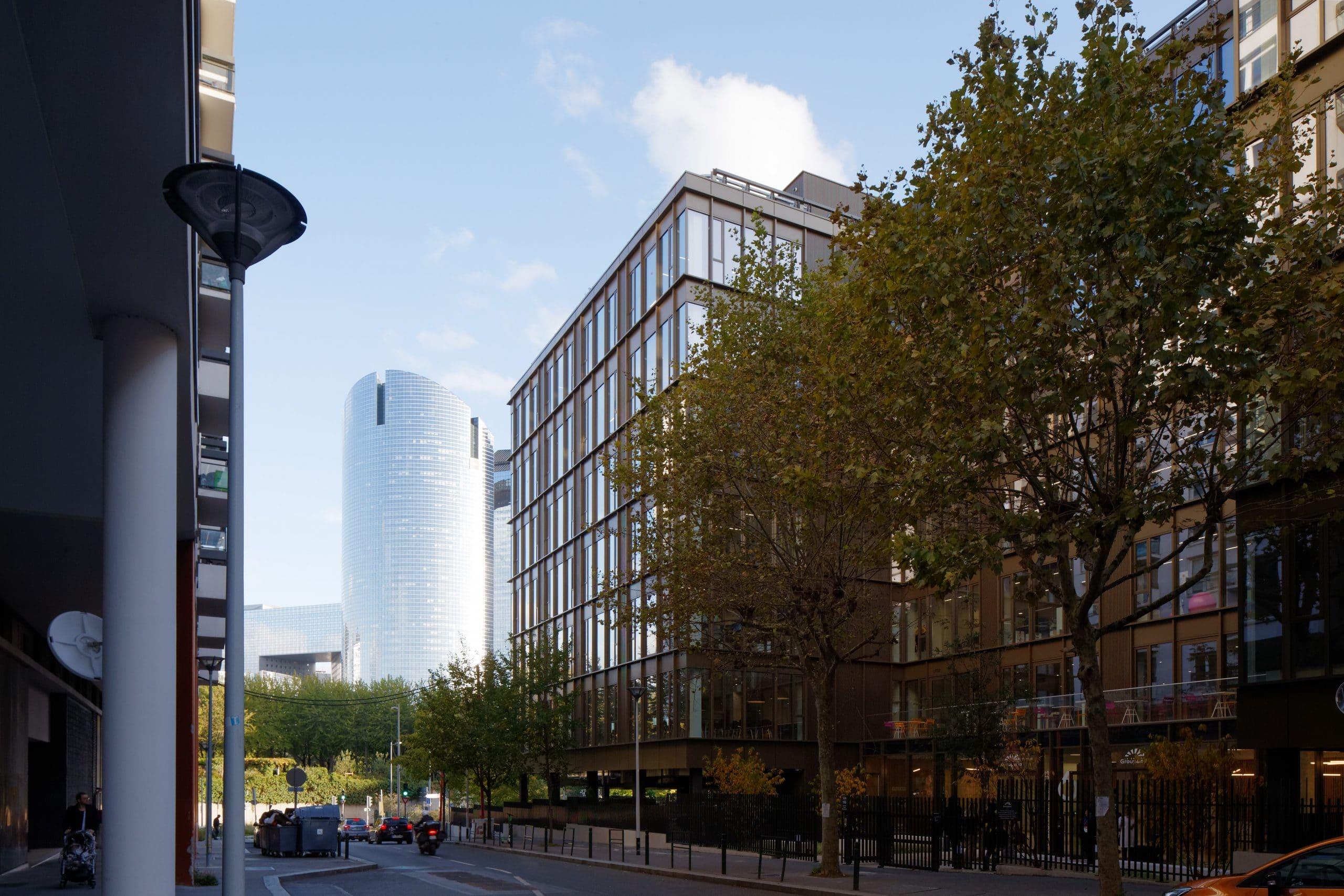 Immeuble Dreamview - Groupe ARTEA