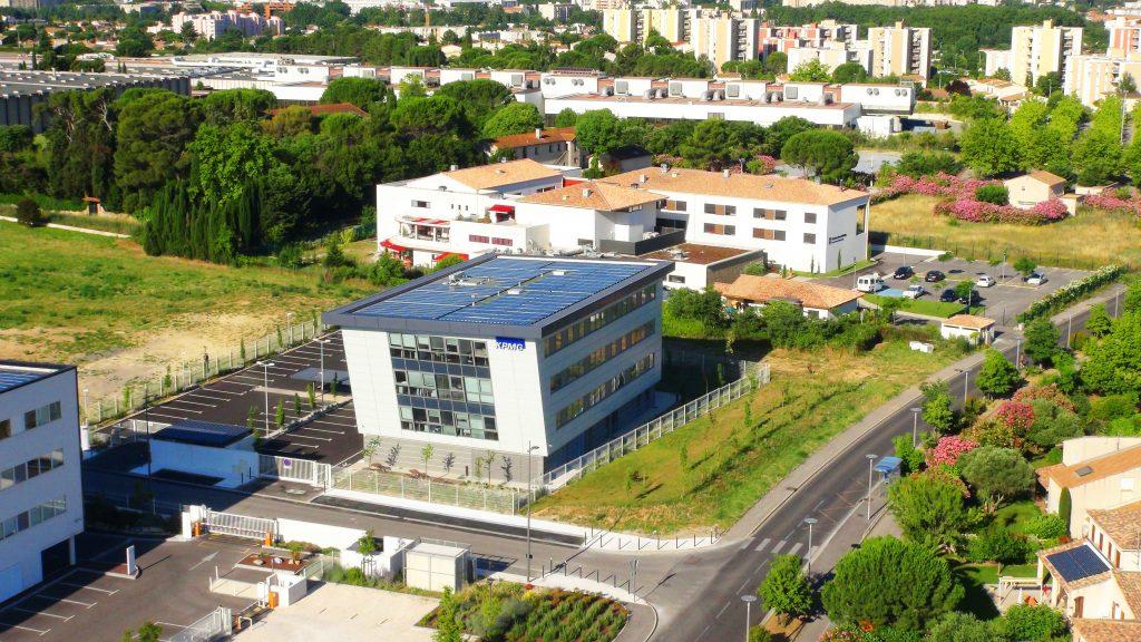 centrale solaire - Groupe ARTEA