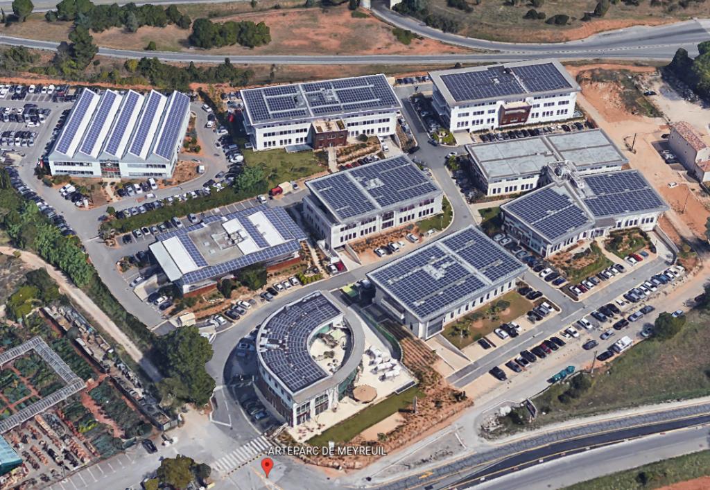 Centrales solaire - Groupe ARTEA
