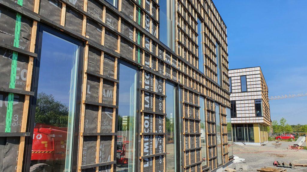 Facade Arrière Bâtiment LM